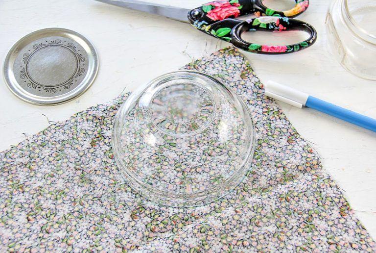How to Make a Pincushion Jar Pin cushions, Hobbies