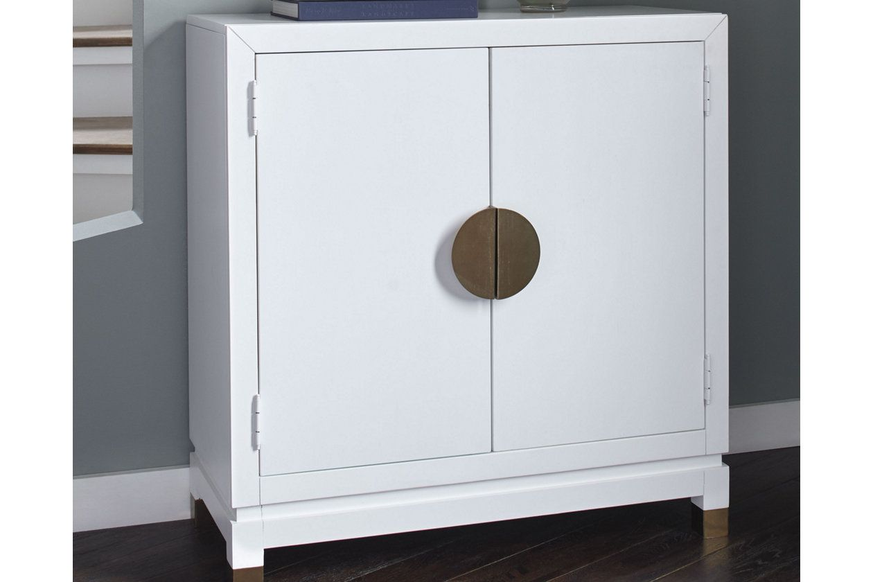 Walentin Accent Cabinet Ashley Furniture Home