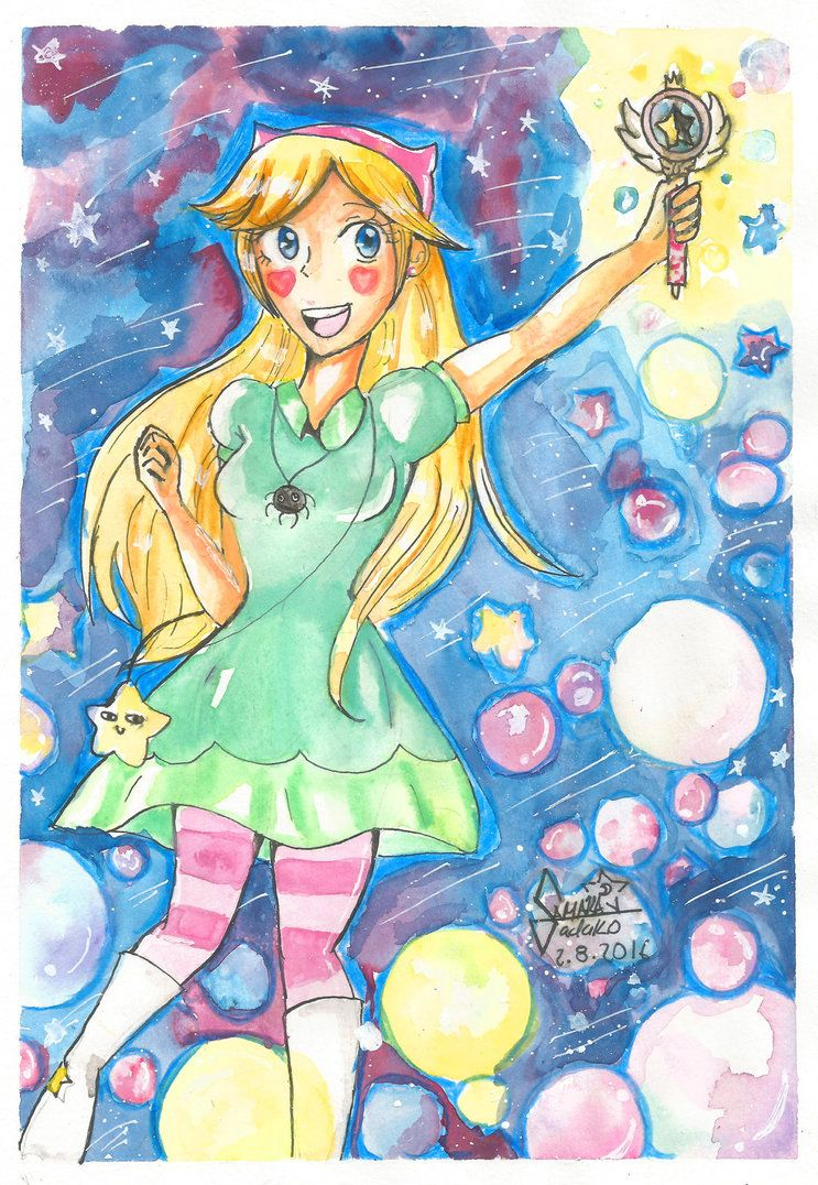 star version S2 by Sadako18Samara on DeviantArt La