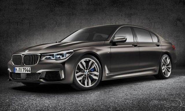 2017 BMW M760Li XDrive Review Auto BMW Review Pinterest