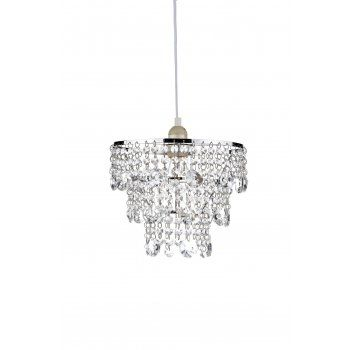 Easy To Fit Small Chandelier Light Shade No Wiring Required
