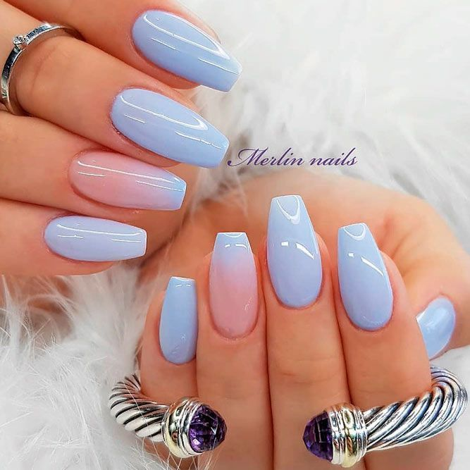 Fresh Ways How To Do Ombre Nails At Home | NailDesignsJournal
