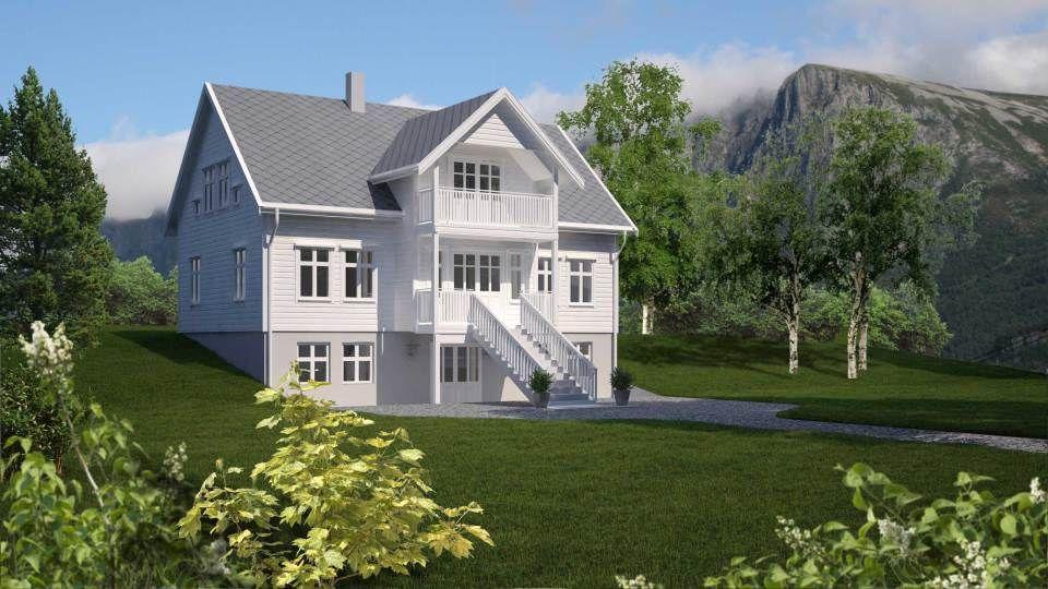 Byggfag AS - Fagbutikken i Ditt Distrikt - Hus 1122