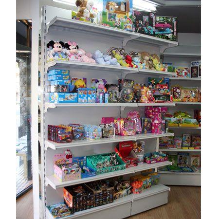 Estanter as para juguetes decoraci n para tiendas - Estanterias para guardar juguetes ...