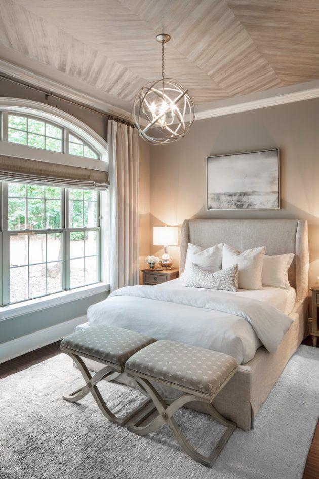 15 Idyllische SchlafzimmerInterieurs mit allem Komfort