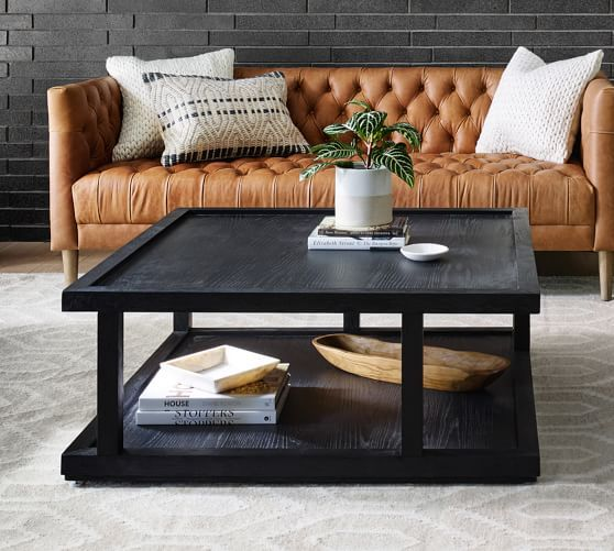 Best Modern Black Oak Coffee Table In 2020 Oak Coffee Table 400 x 300