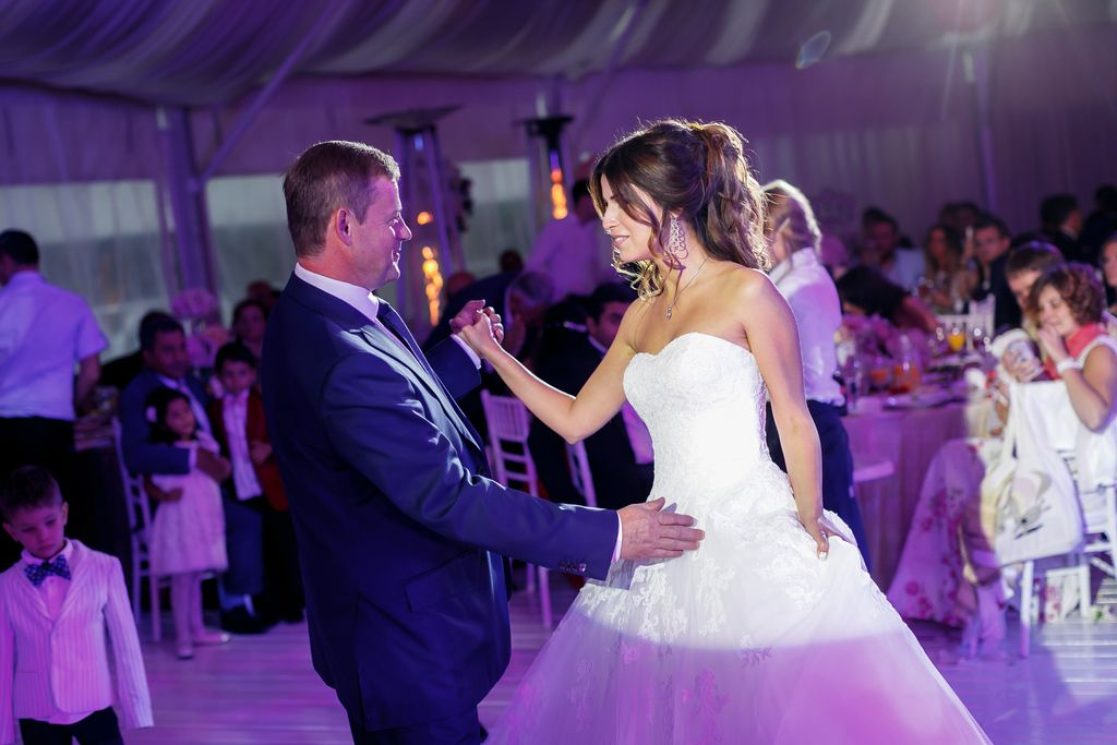 Bright wedding in Moscow. Akshin & Nadya