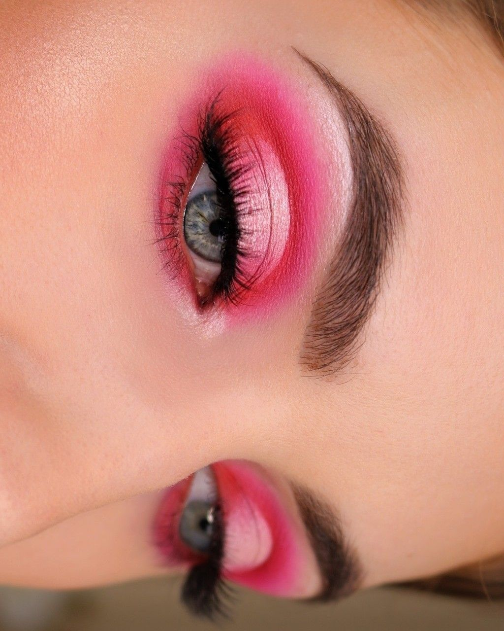 I love this pink look for Valentine\u0027s Day! I did this look