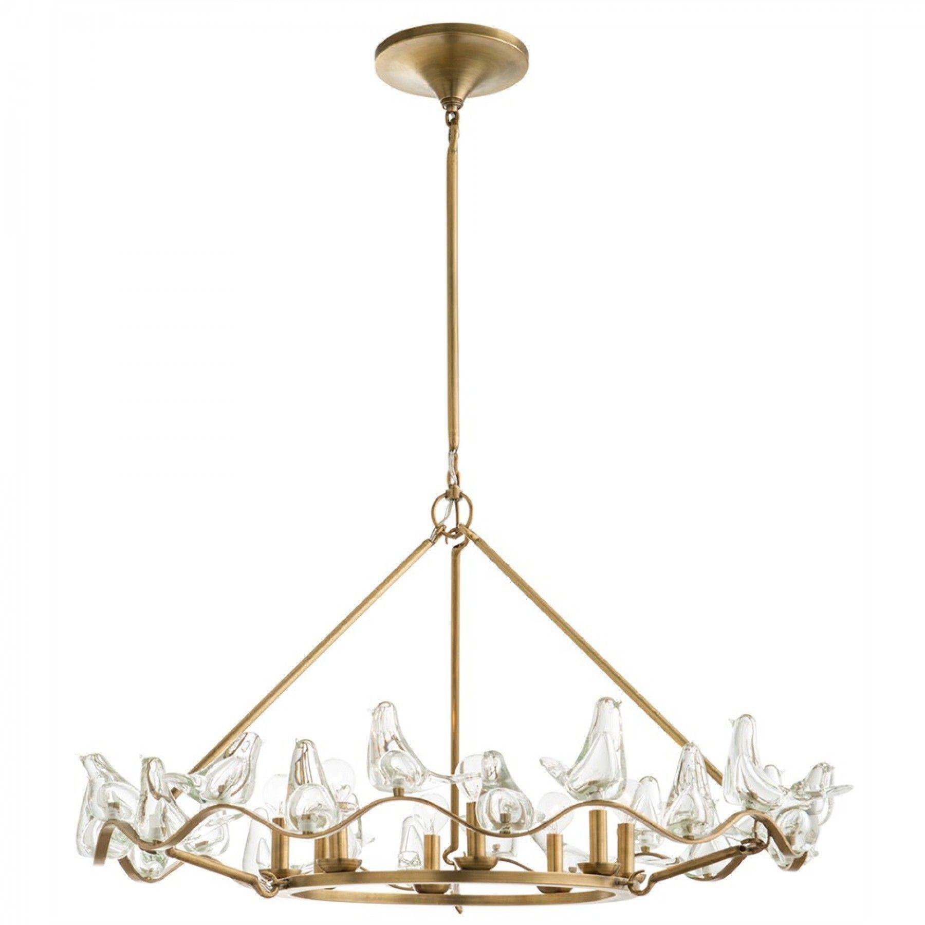 Dove chandelier 23 artres pinterest chandeliers large dove chandelier arubaitofo Image collections