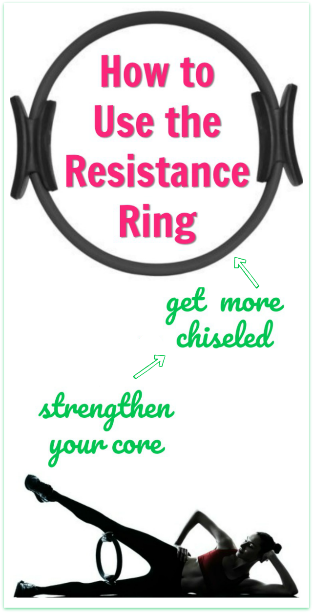 Over Fifty and Fit • Living an Anti-Inflammatory Lifestyle #pilates This simple Resistance Ring can...