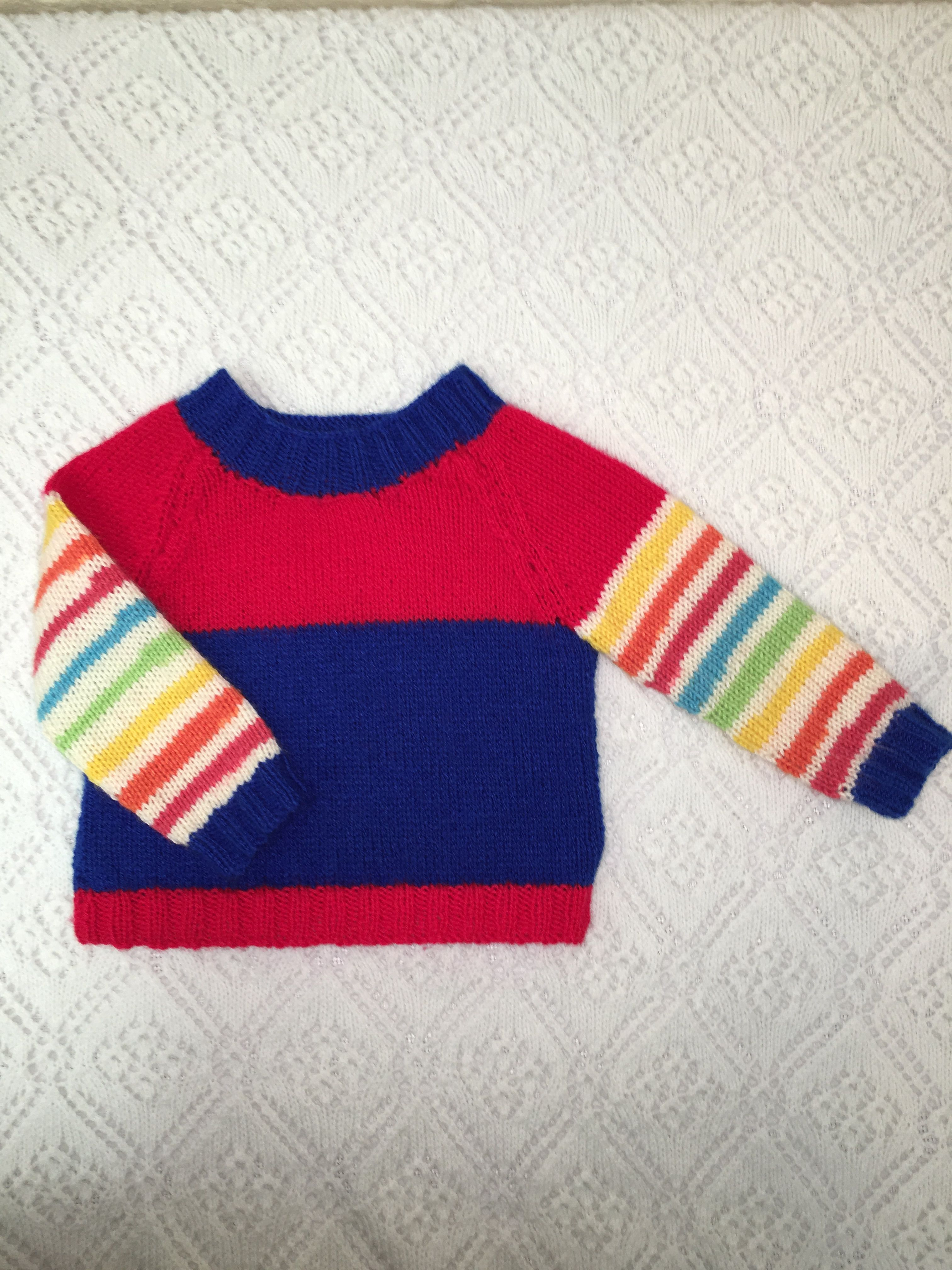 Cygnet yarns kiddies couture prints dk rainbow colour block cygnet yarns kiddies couture prints dk rainbow colour block sweater free childrens knitting pattern bankloansurffo Image collections
