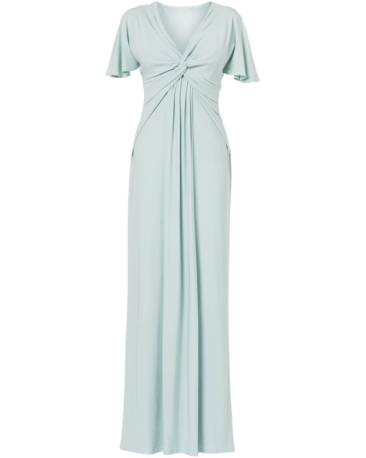 Bridesmaid Dresses | Blue Claudia Maxi Dress | Phase Eight