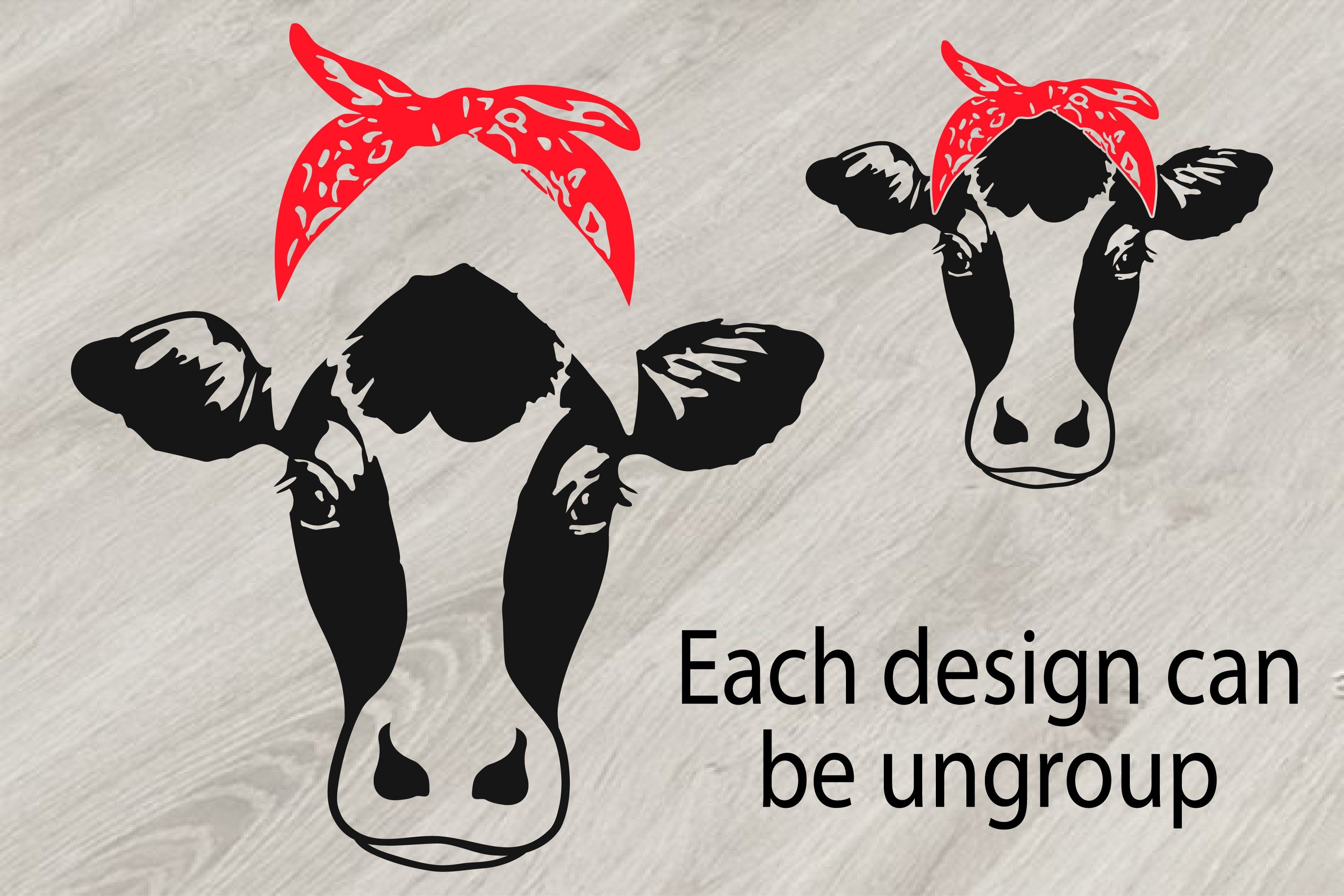 Download Bandana Svg Files Cow Free in 2020 (With images) | Svg ...