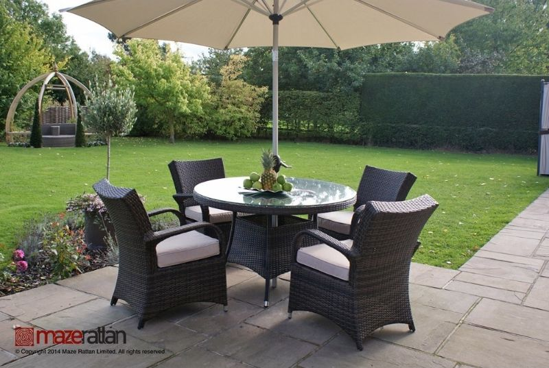 maze rattan showhouse furniture maze rattan garden furniture nikael com showhouse furniture universalcouncil info - Garden Furniture 4 Seater Sets