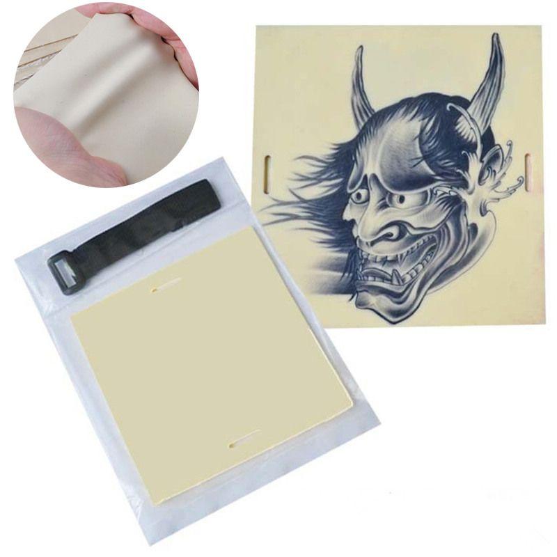 1pcs silicone blank microblading tattoo practice skin