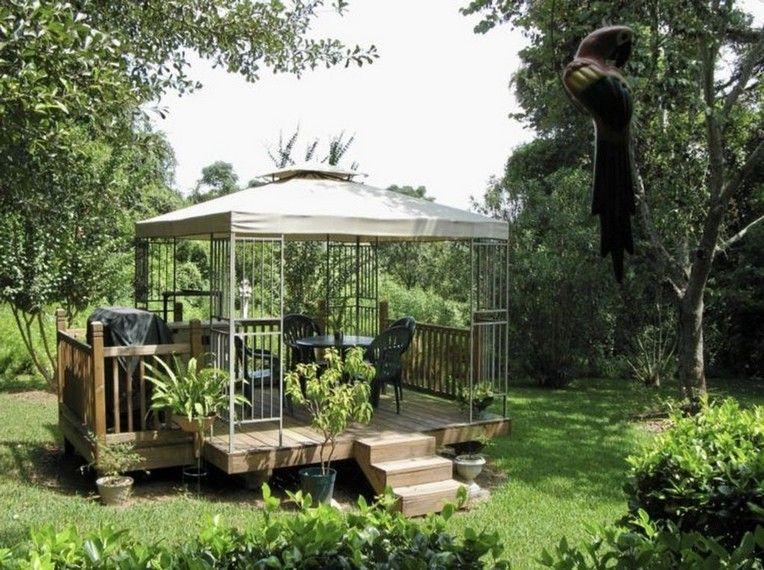 20 Extraordinary Garden Gazebo Ideas Garden Gazebo Gazebo Outdoor