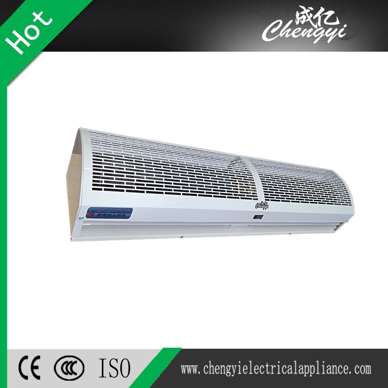 Advantages 1 Air Curtains Can Improve The Working Condition Of A