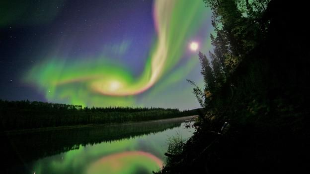 BBC - Future - Science & Environment - Northern Lights: More than just a pretty light show