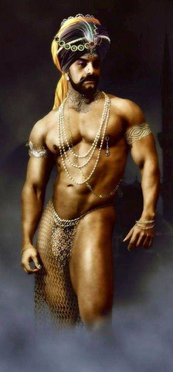 India dad | arab turban - Sexy mannen, Mannen en Kleding