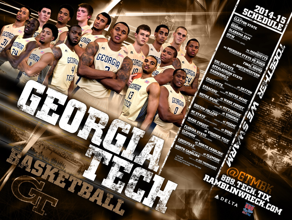 Tech Basketball Schedule Examples and Forms