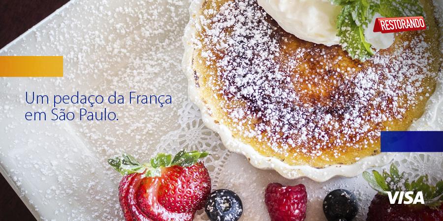 #vocênemsabia: com Visa Platinum no Poivre ou em outros restaurantes de SP, você tem 30% Off. http://bit.ly/1uAx8Rj