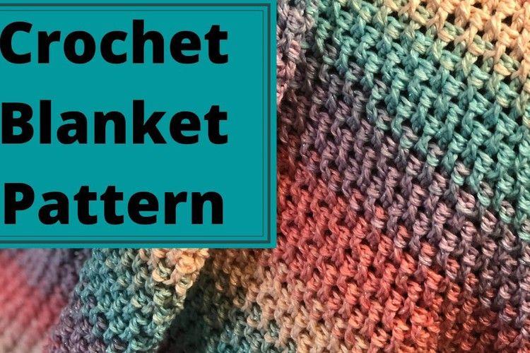 Learn A New Crochet Stitch Post Stich Rib (Seedling