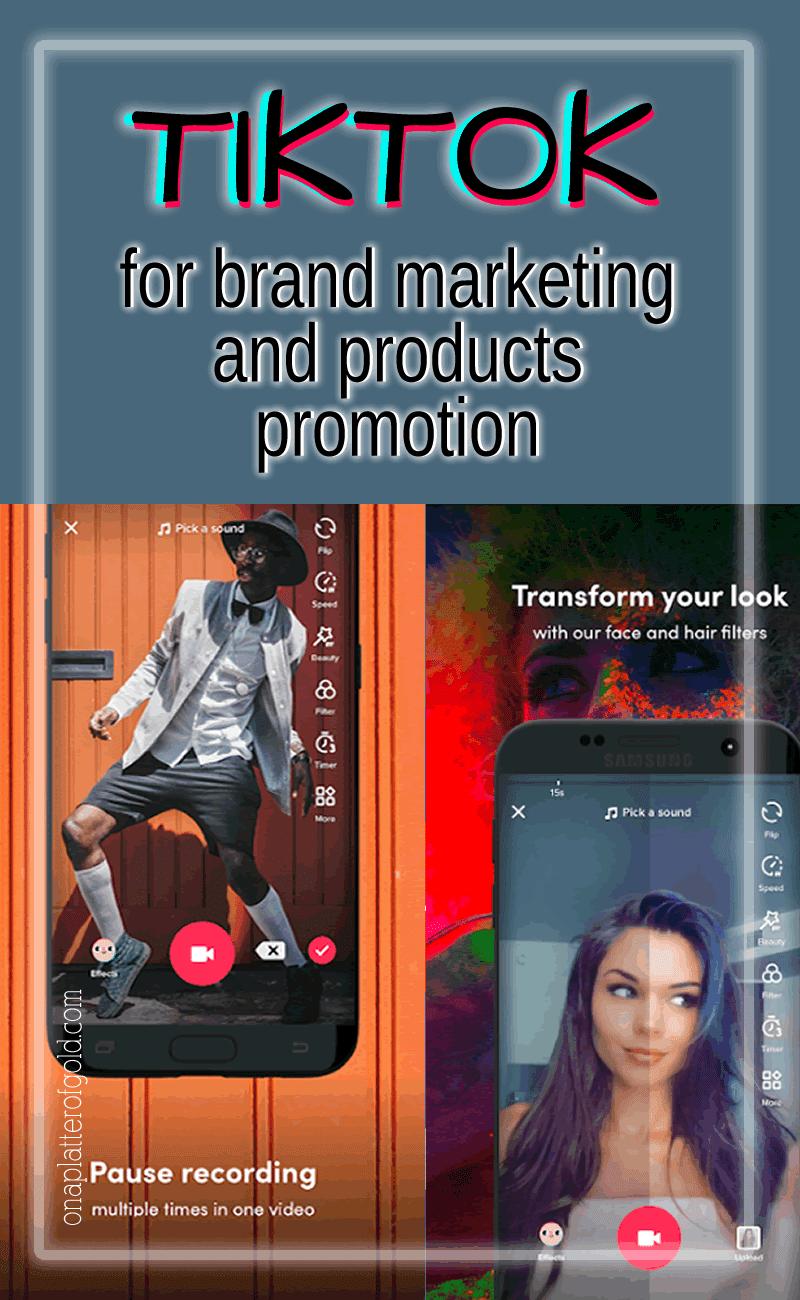 Tiktok For Brand Marketing Promoting Your Business With Tiktok Brand Marketing Marketing Brand Promotion