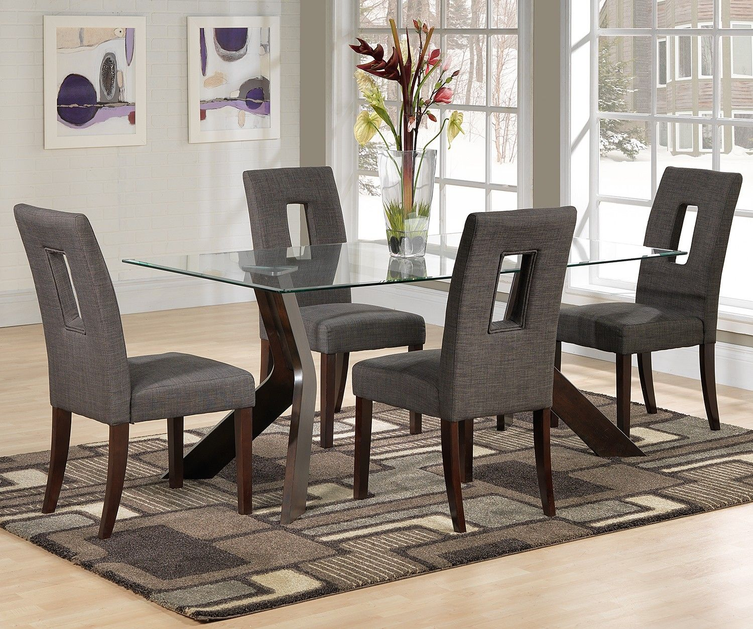 Cheap Contemporary Dining Room Sets: Dining Room Chairs, Contemporary Dining