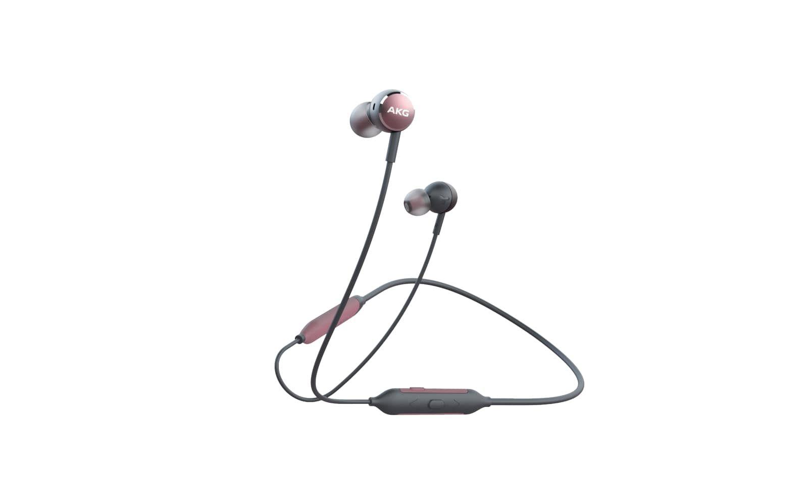 AKG Y100 Wireless, Pink Audio - GP-Y100HAHHBAA | Samsung US
