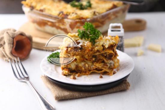 Resep Lasagna Bolognese Jtt Di 2020 Makanan Dan Minuman Resep Makanan Makanan