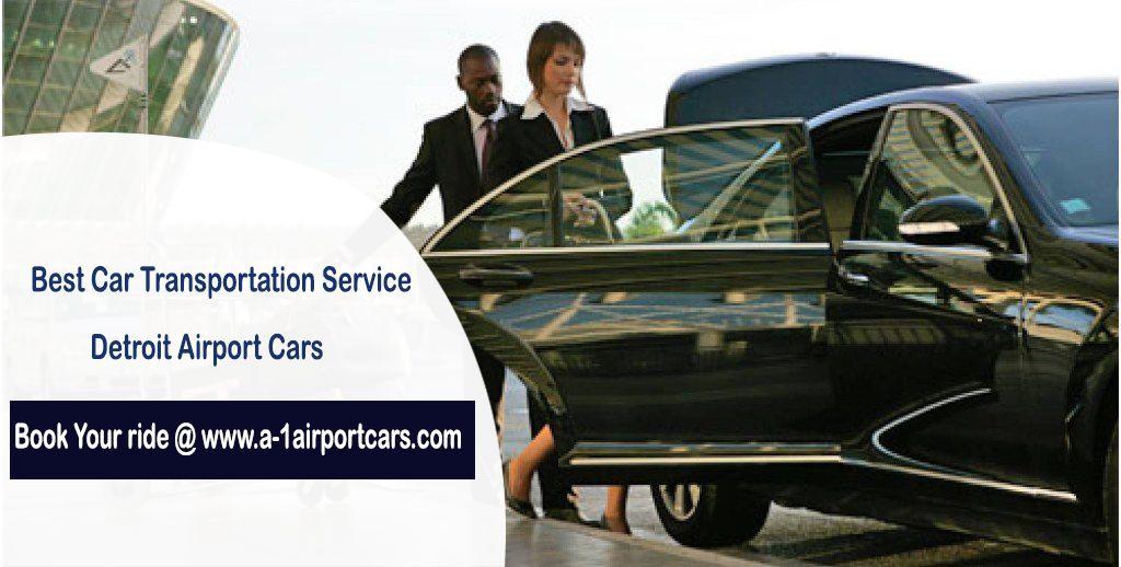 Detroit Metro Airport Authorized Luxury Sedan Car Service