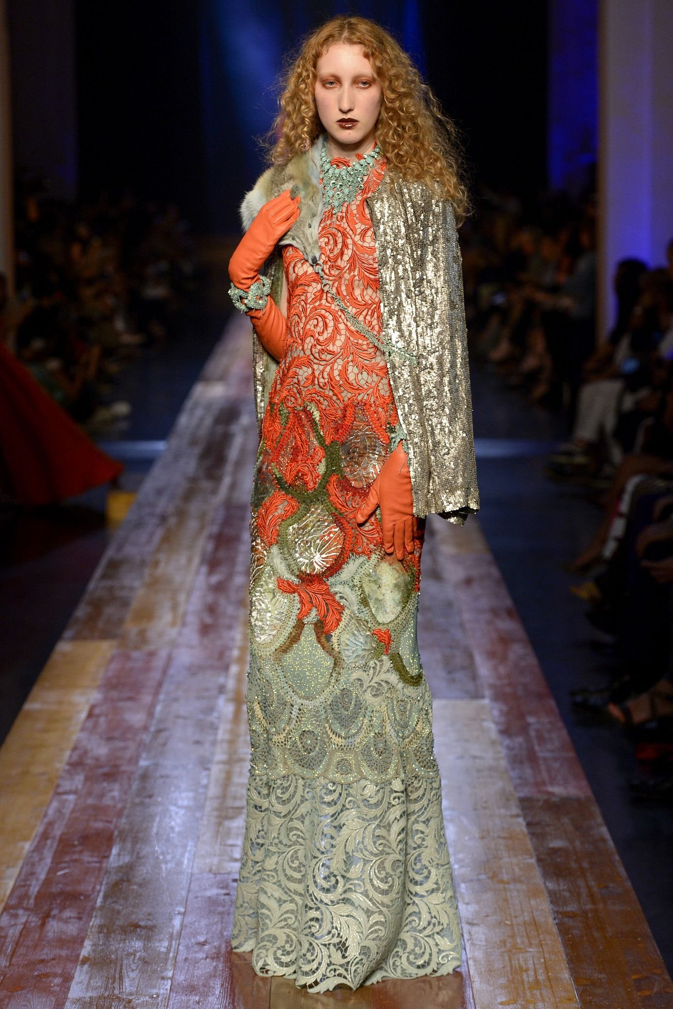 Jean paul gaultier haute couture fall winter 2016 2017 for Buy haute couture