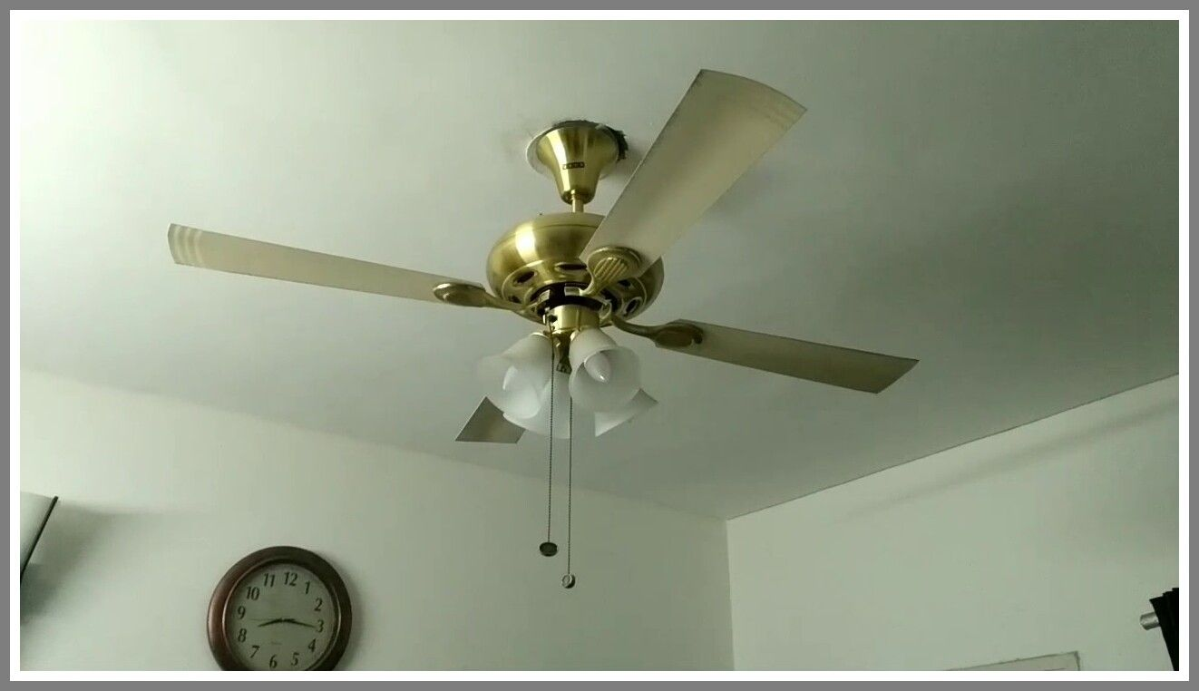 Pin On Ceiling Fan Rustic Masculine