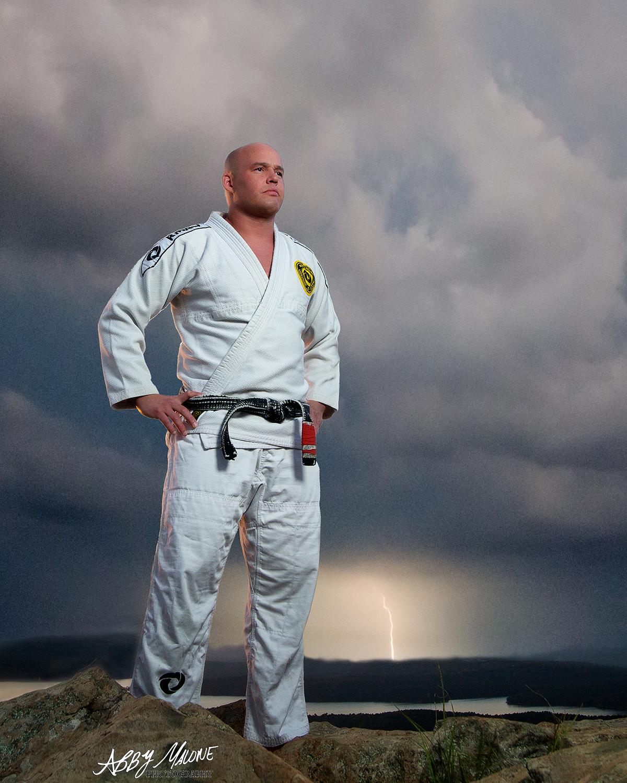 Kettlebell Training For Mixed Martial Arts Brazilian Jiu: A Portrait Of My Husband Coach Jory Malone, Head Coach Of