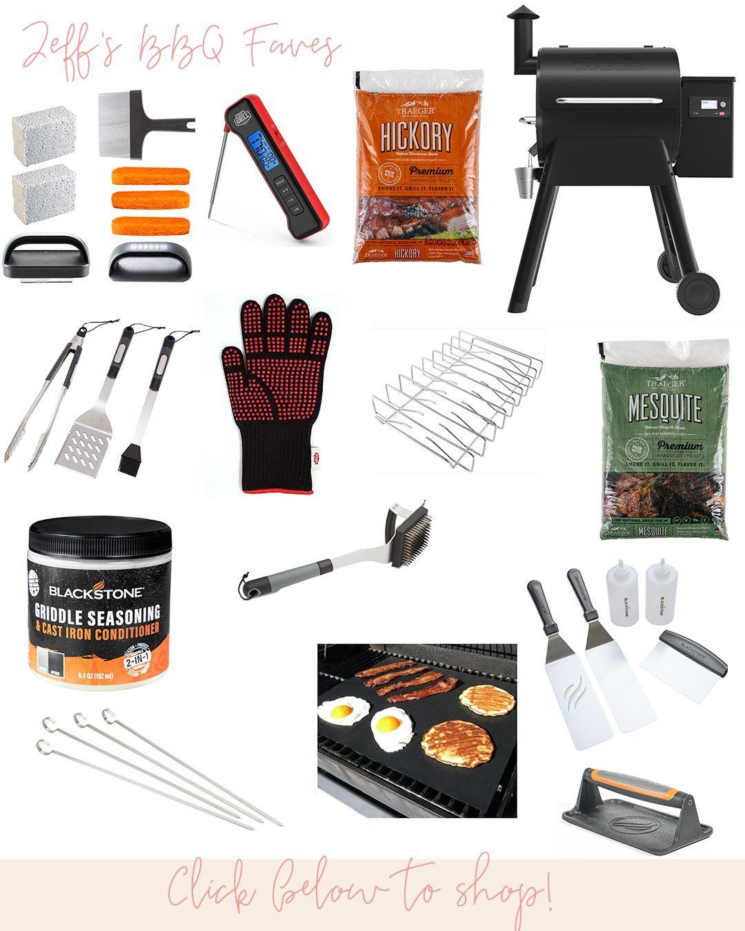 Jeffs diy smoker grill station bbq accessory must