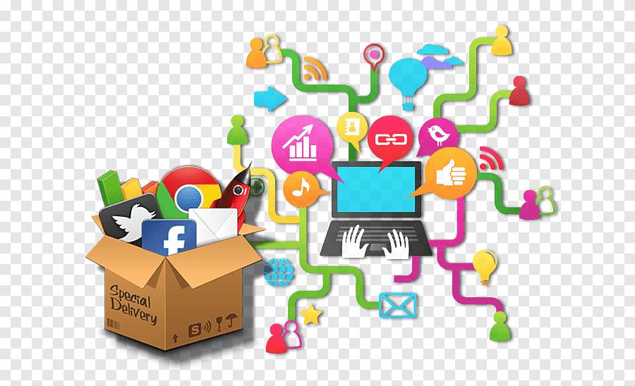 Facebook Logo Illustration Digital Marketing Social Media Marketing Marke Sales And Marketing Strategy Digital Marketing Business Marketing Strategy Business