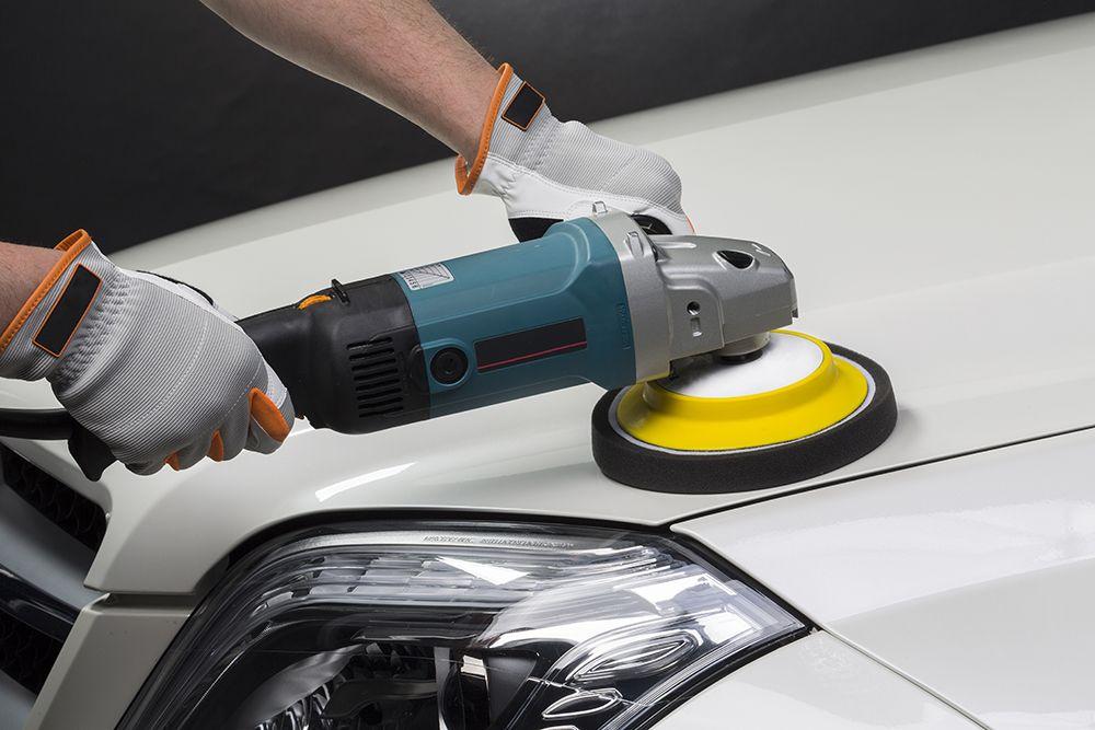 The advantages of buffing your car Car polish, Car