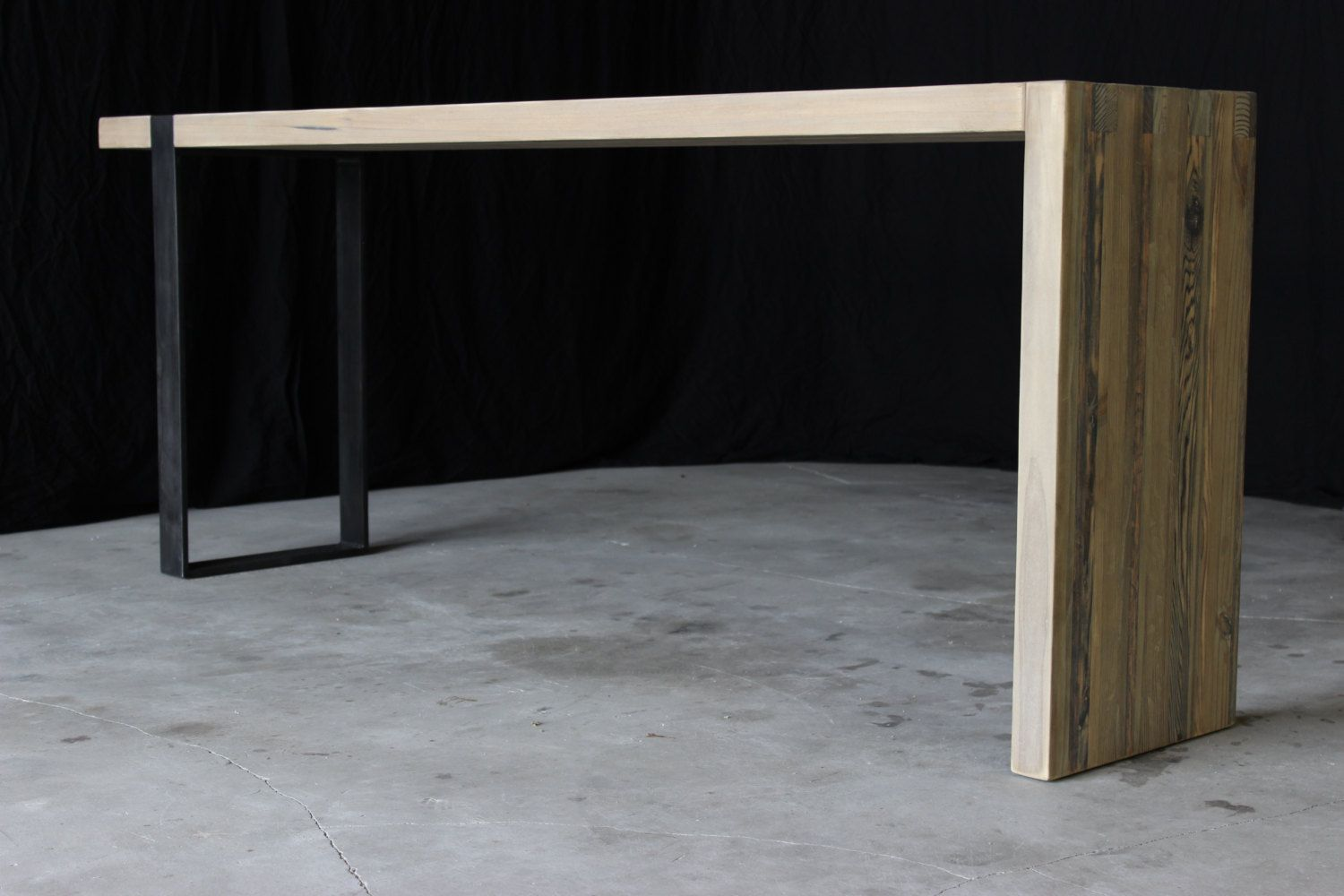 Superbe 7u0027 Industrial Modern Entry Table By Seventeen20 On Etsy