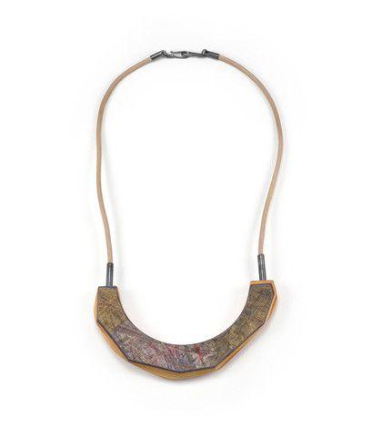 Gem Arc Necklace – Mora Designer Jewelry
