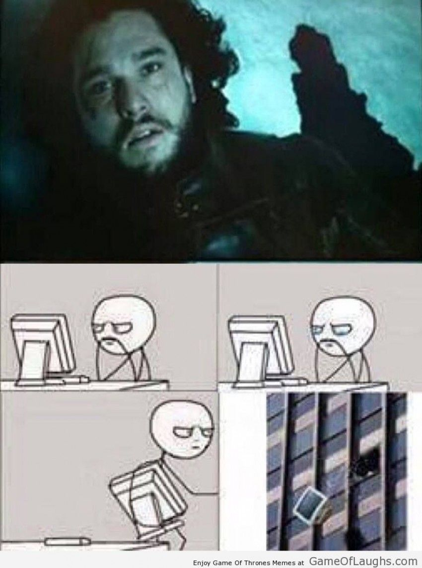 After watching the Game of Thrones books and watching season finale