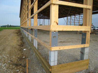 Perma column permanent foundation systems what are for Concrete pillars for foundation