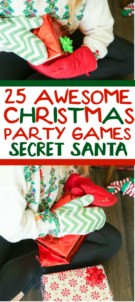 25 funny christmas party games that are great for adults for groups for teens and even for kids try them at the office for a work party at school for a - Family Games To Play At Christmas