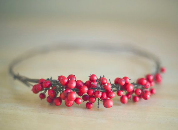 Woodland Berry Crown