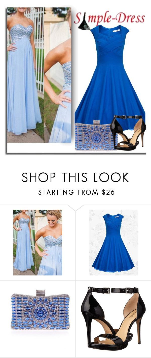 """""""Simple-dress 6"""" by sselmaa ❤ liked on Polyvore featuring MICHAEL Michael Kors"""