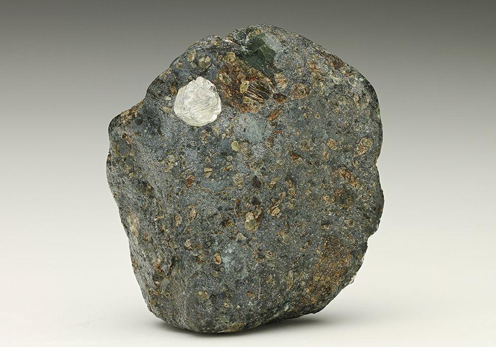 Diamond in kimberlite diamond rough diamond