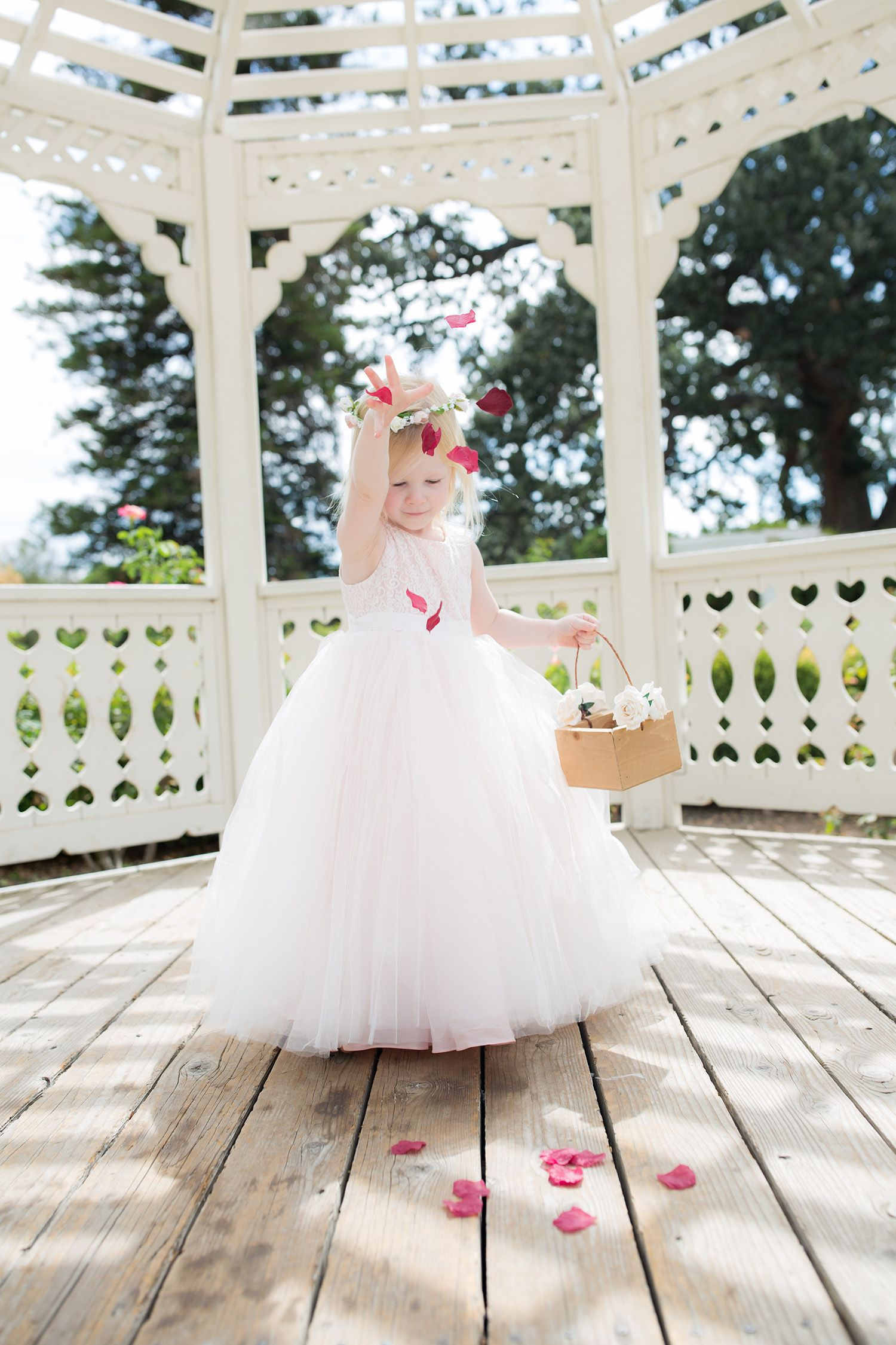 Fall Wedding Dresses: Flower Girl Dress and Wedding Guest Ideas ...