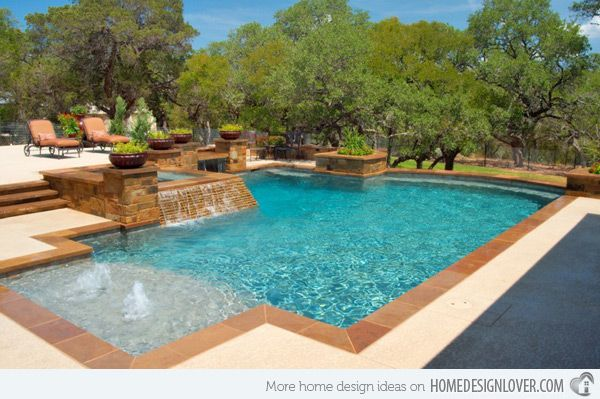 Get to Know the 10 Different Shapes of Swimming Pools | Pool Ideas ...