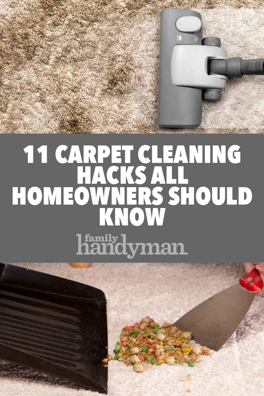 how to clean car carpet diy