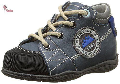 Little Mary Lord, Chaussures bébé garçon - Poivre, 19 EU