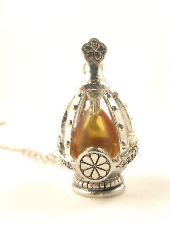 Mami Tomoe S Soul Gem Necklace Tomoe Gems Glass Gemstone